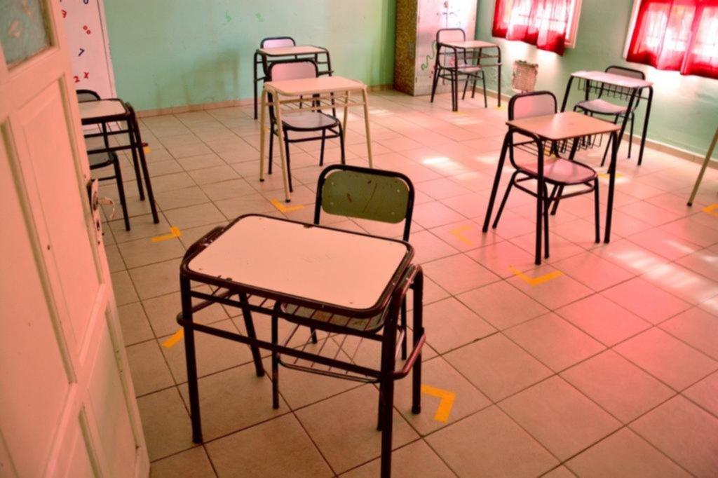 Sin clases presenciales para el 20% de escuelas públicas de la Ciudad