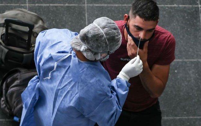 Coronavirus en Argentina: 7.855 nuevos casos y otras 262 muertes