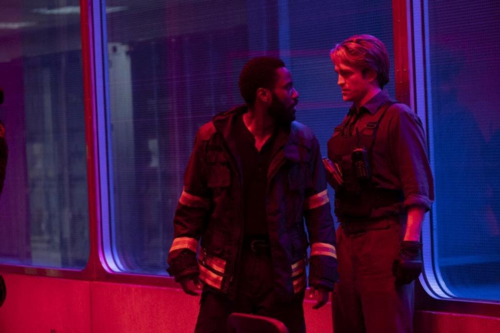 """El regreso: las salas abren sus puertas con """"Tenet"""" en 4D y cine para todos"""