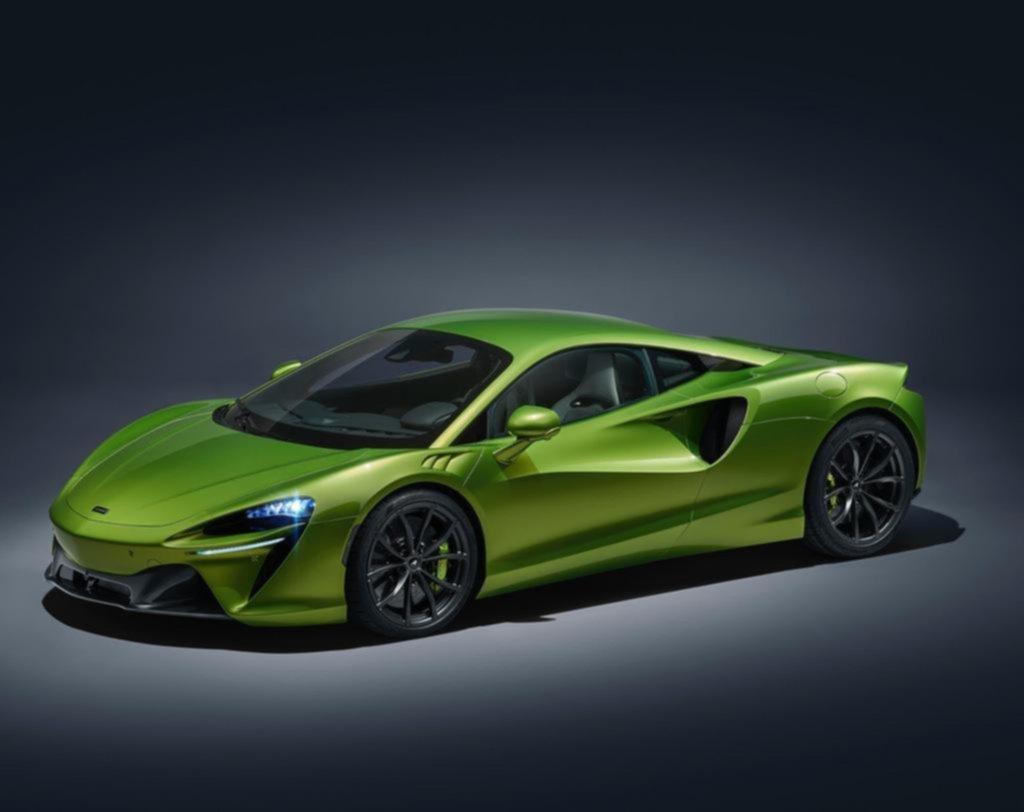 El McLaren híbrido llegará este año a la Argentina