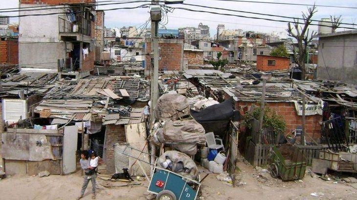 El duro golpe de la pandemia dejó a la Argentina con 38,8% de pobreza y 8,1% de indigencia