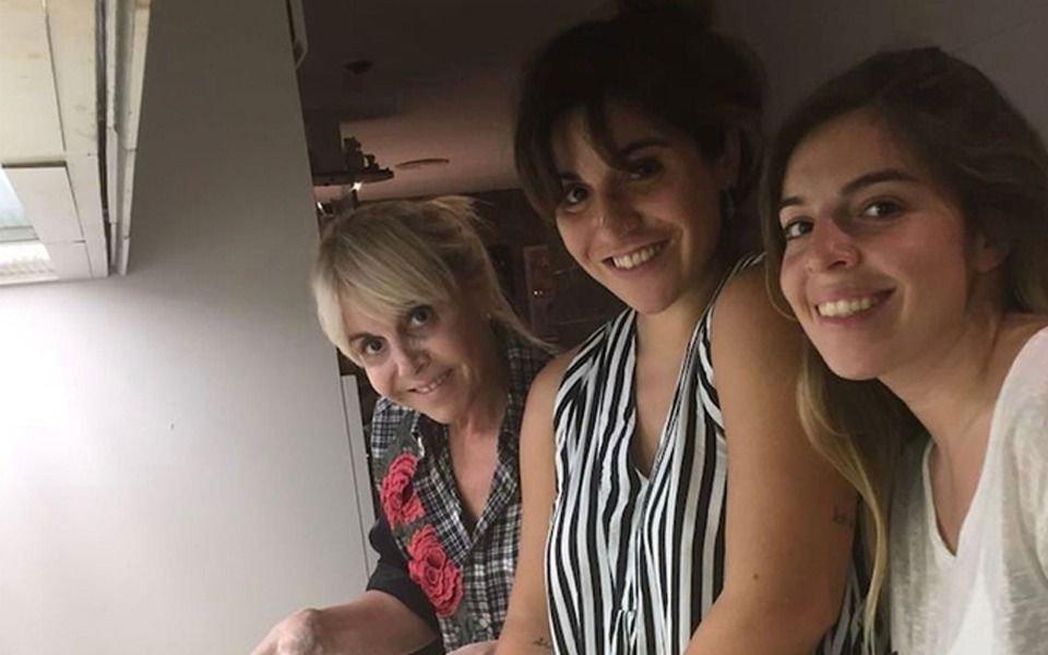 Claudia, Dalma y Giannina confirmaron que van al Obelisco a la marcha por Maradona