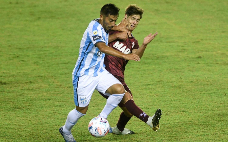 Lanús venció a Atlético Tucumán y se prende arriba en la zona B