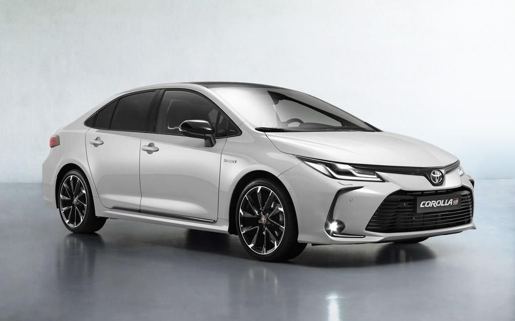 La versión de Toyota con estética deportiva que llegó al país