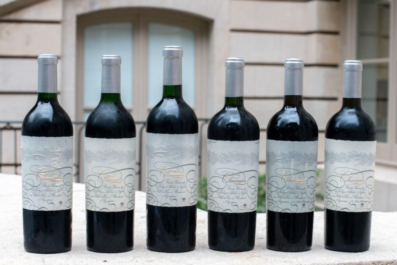 Piedra Negra mostró la evolución de su vino Chacayes