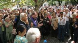 Sin Kirchner, renovado reclamo por Malvinas