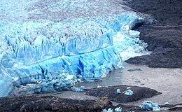 Desapareció otro lago en Chile