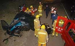 Una familia platense de luto por trágico accidente en Ruta 8 ...