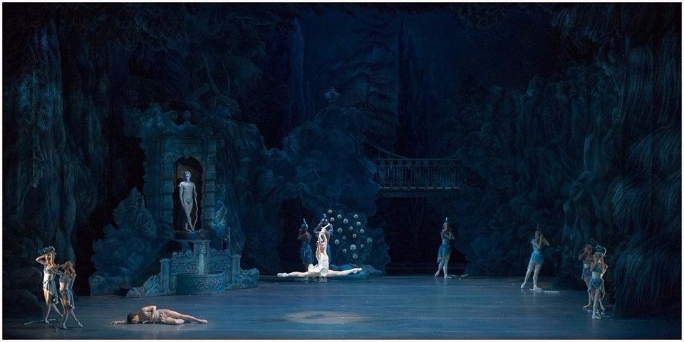 """Sylvia, ballet bajo el vuelo de una """"paloma"""""""