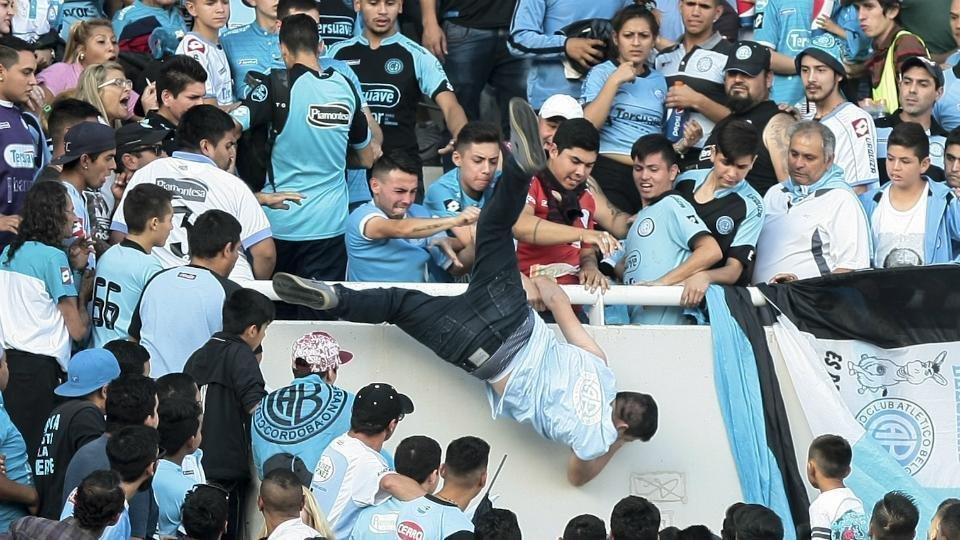 Dura sanción: Belgrano no podrá ser local en Córdoba