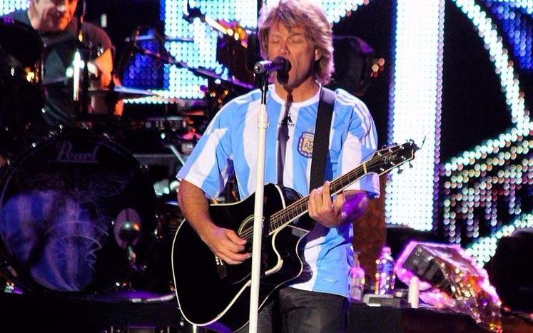 Bon Jovi vuelve a Argentina en septiembre