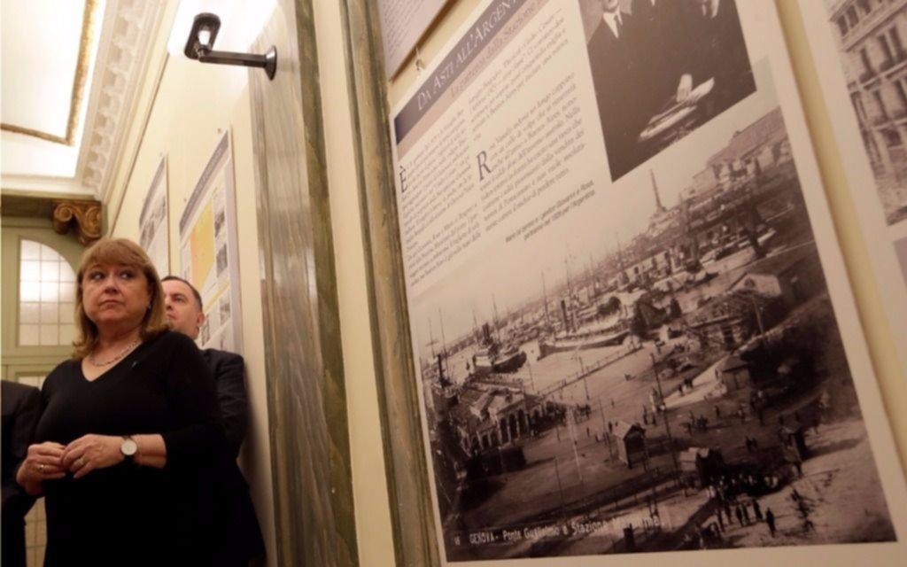 Malcorra se reunió con Francisco en El Vaticano