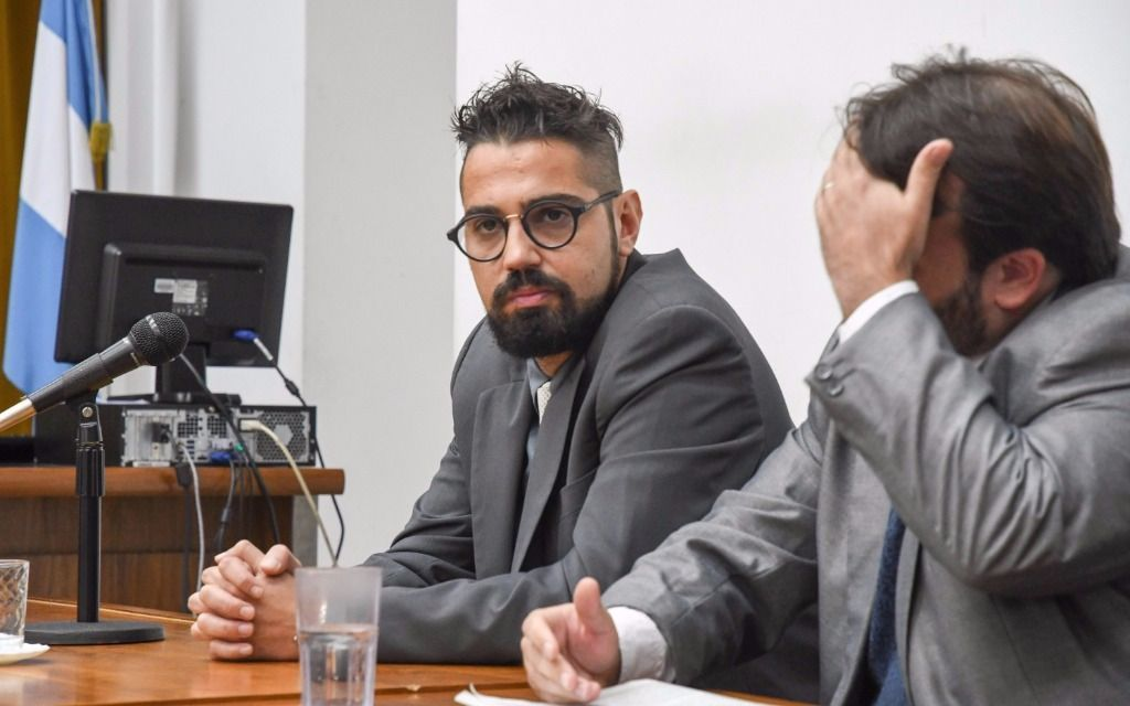 Condenan al hijo de Aliverti a cuatro años de prisión por atropellar y matar a ciclista