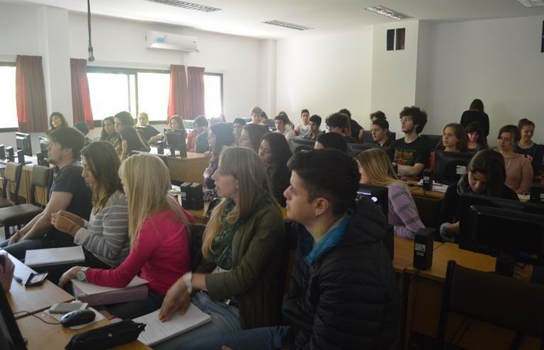 Estudiantes platenses hicieron ciencia entre la Ciudad y Ginebra