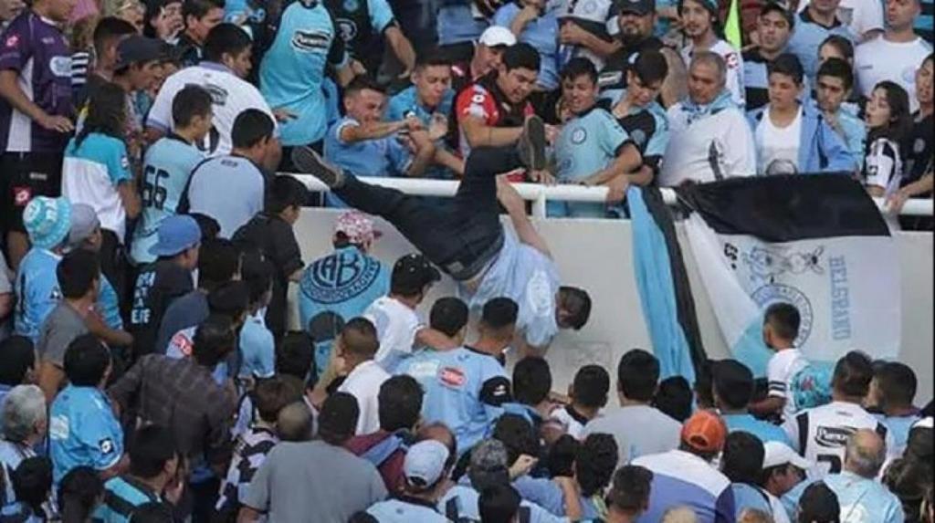 Locura y violencia: otra muerte en el fútbol desnuda una enfermedad social