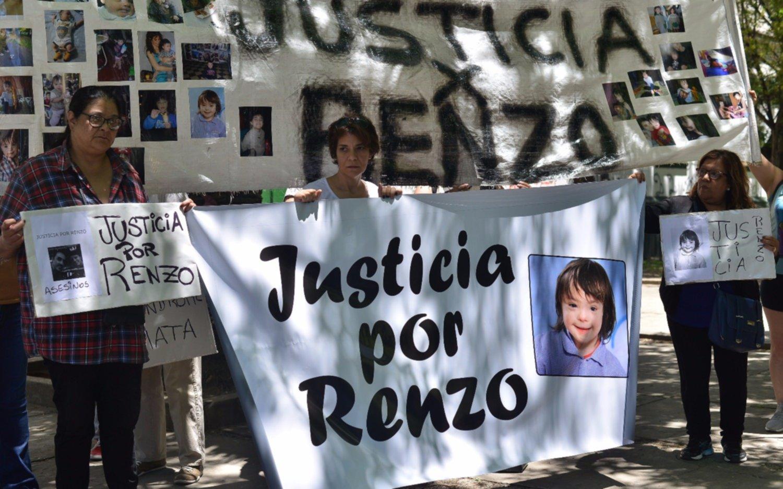 Piden la prisión preventiva del papá del nene que cayó de un séptimo piso en el Centro