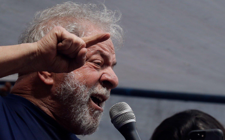 Las principales frases del discurso de Lula