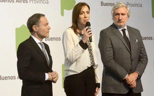 Vidal anunció un plan para reformar la Justicia