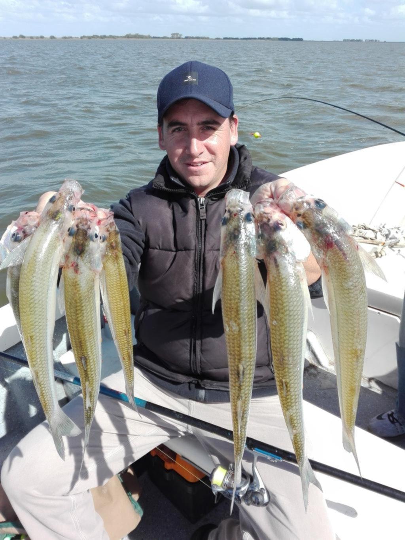 La Laguna Chis Chis se perfila muy bien esta temporada para la pesca de pejerrey