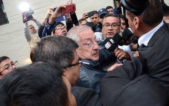 Liberaron al ex gobernador de Jujuy Eduardo Fellner