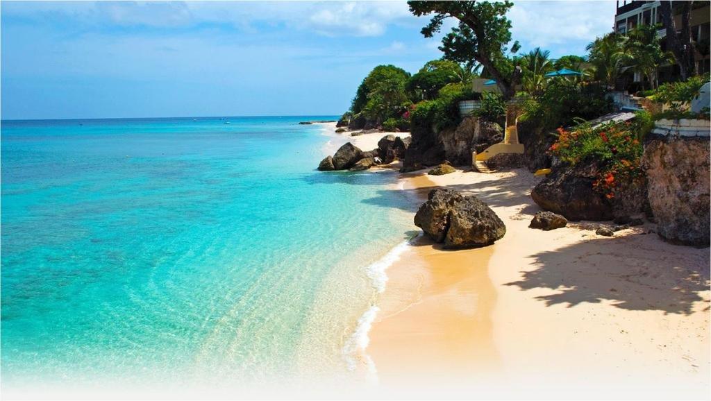 La isla caribeña de Barbados busca triplicar el turismo