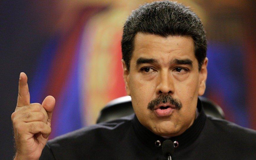 Maduro criticó a Macri, Temer y Santos por desconocer las elecciones en Venezuela