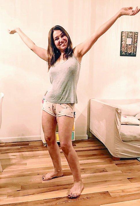 La fórmula de Fernanda Iglesias para bajar 10 kilos