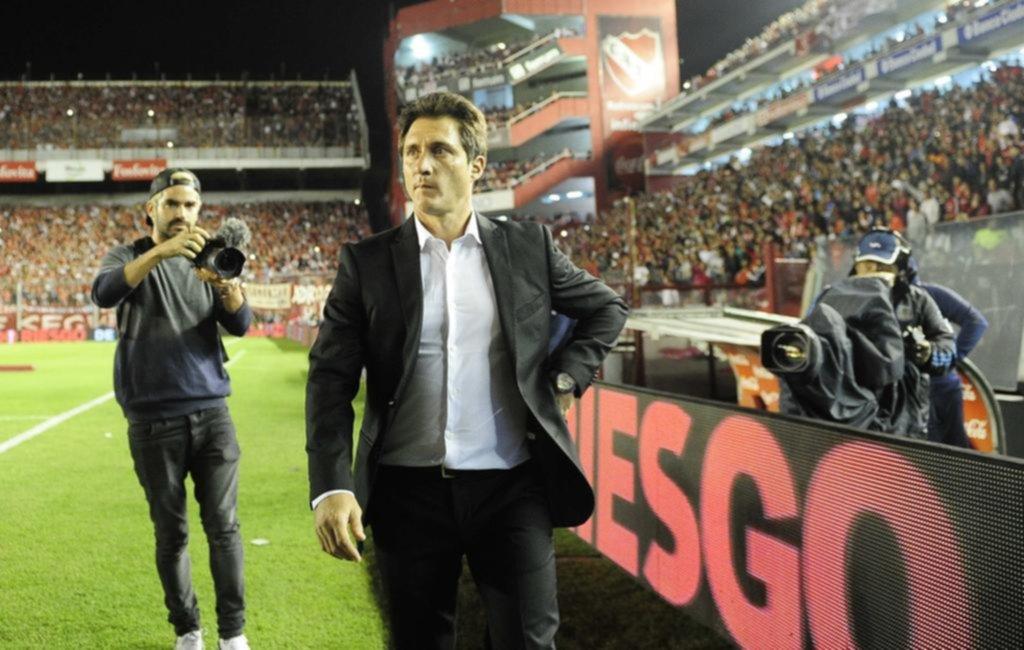 Cardona se lesionó y es baja ante Independiente