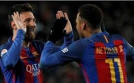 Neymar contó a partir de qué momento se convirtió en amigo de Messi