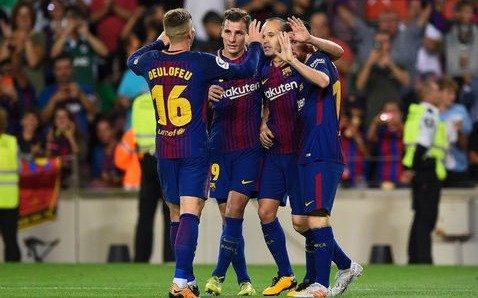 Barcelona sana sus heridas en la Liga