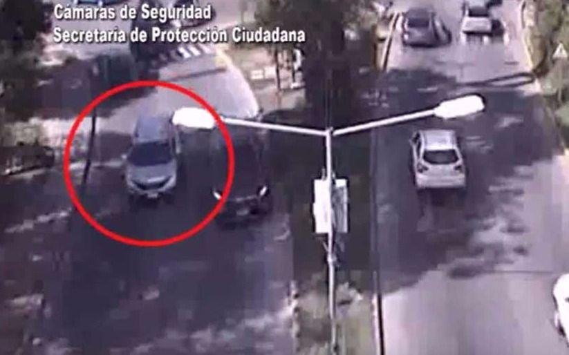 Video.- Así manejaba borracho el juez del caso  Chocobar que fue detenido en Tigre