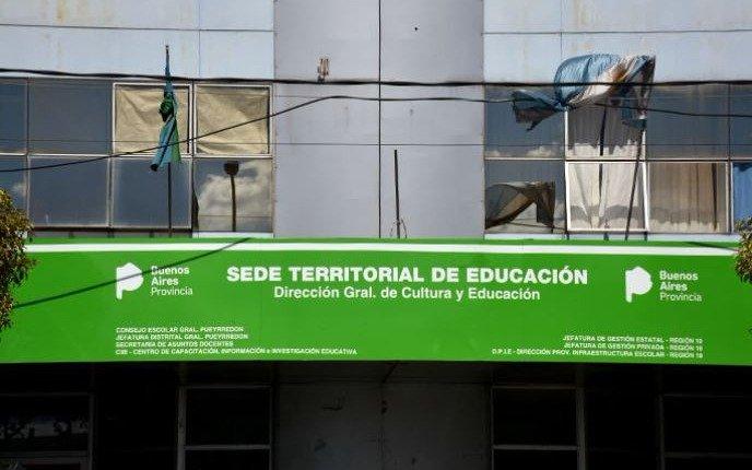 La Provincia intervino el Consejo Escolar de General Pueyrredón por irregularidades