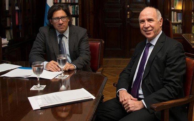 Garavano dijo que lo del juicio político a Lorenzetti es decisión de Carrió