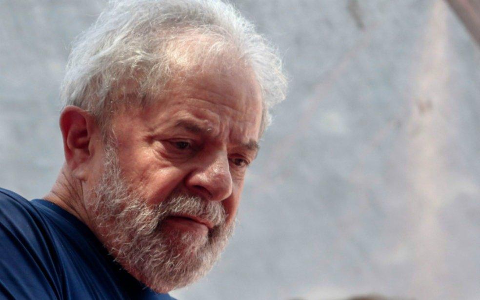 """Lula agradeció a sus seguidores """"por la resistencia y la presencia"""""""