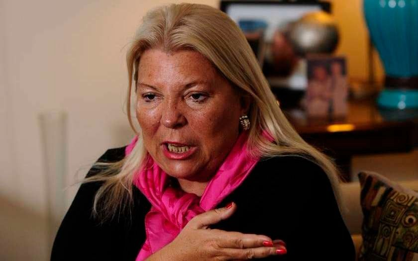 Carrió amplió pedido de juicio político contra Lorenzetti por montar espionaje paralelo