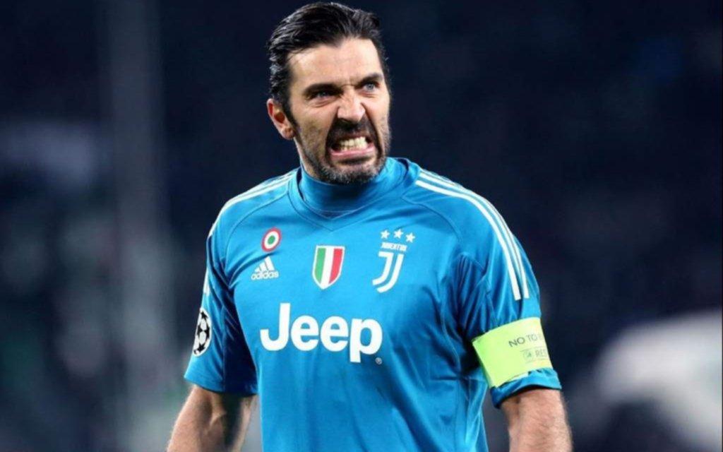 Buffon a Boca: habló el representante del arquero