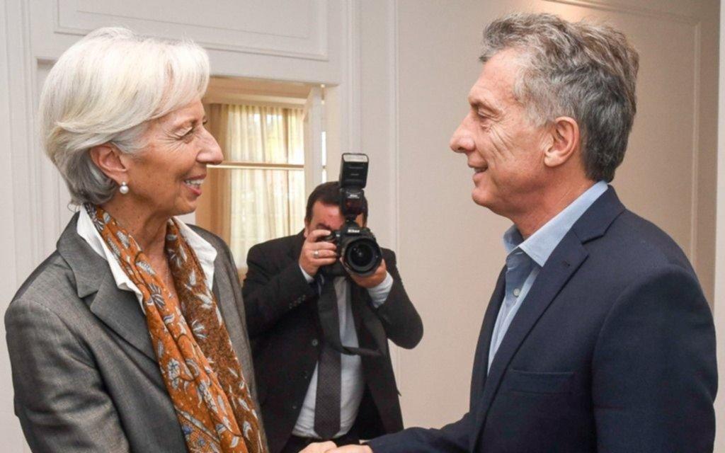 El FMI tampoco cree que la inflación sea la que pronostica el Gobierno
