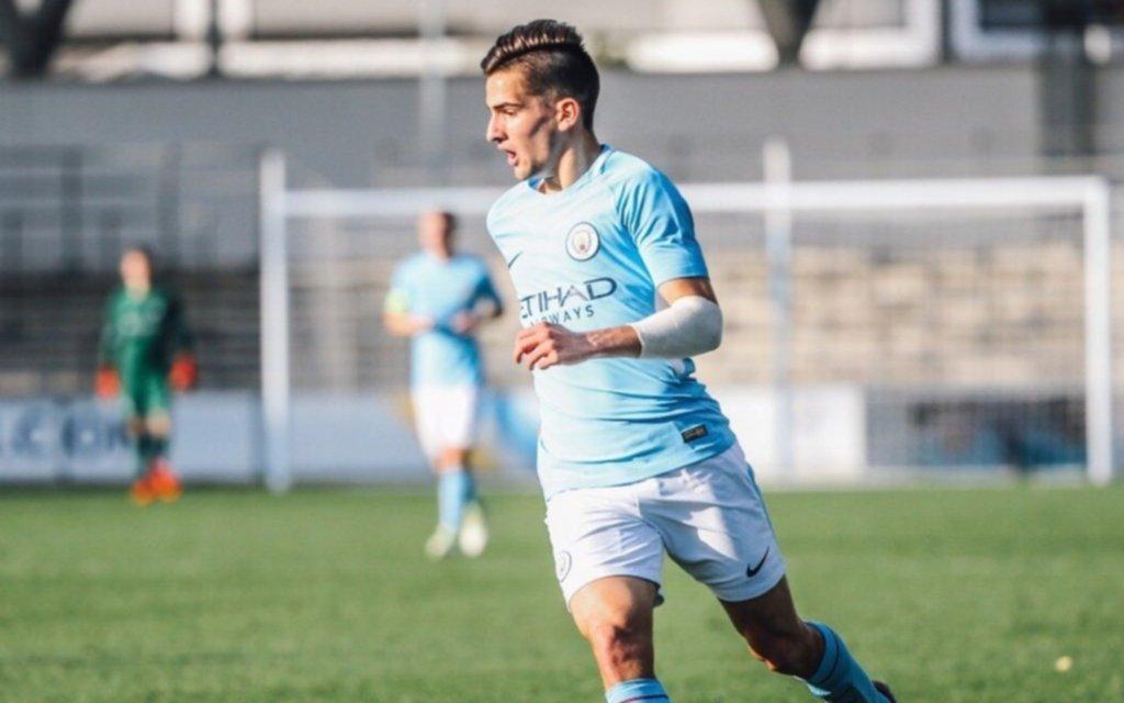 El TAS desestimó el reclamo de Vélez contra el City por el juvenil Garré