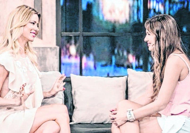 Nicole enfurecida con Pampita por invitar a la actual de Cubero