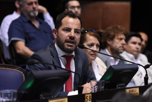 Jorge Silvestre, habló sobre la eliminación de los impuestos provinciales