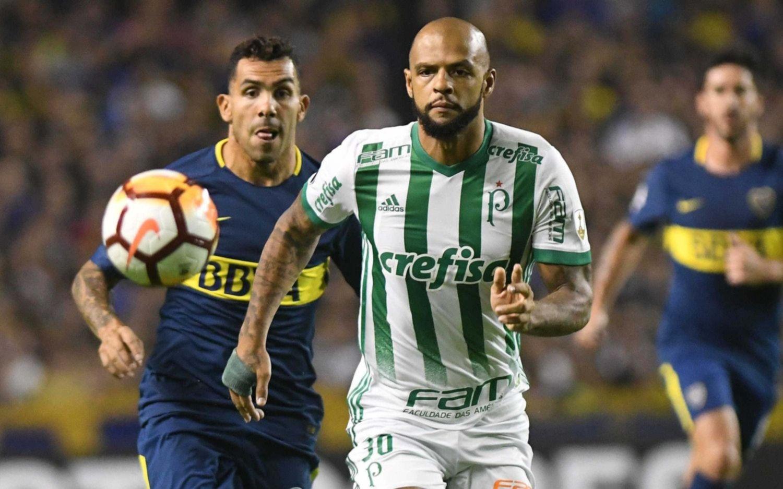 dc4b9947a7 Boca perdió 2 a 0 ante Palmeiras por la Copa Libertadores - deportes