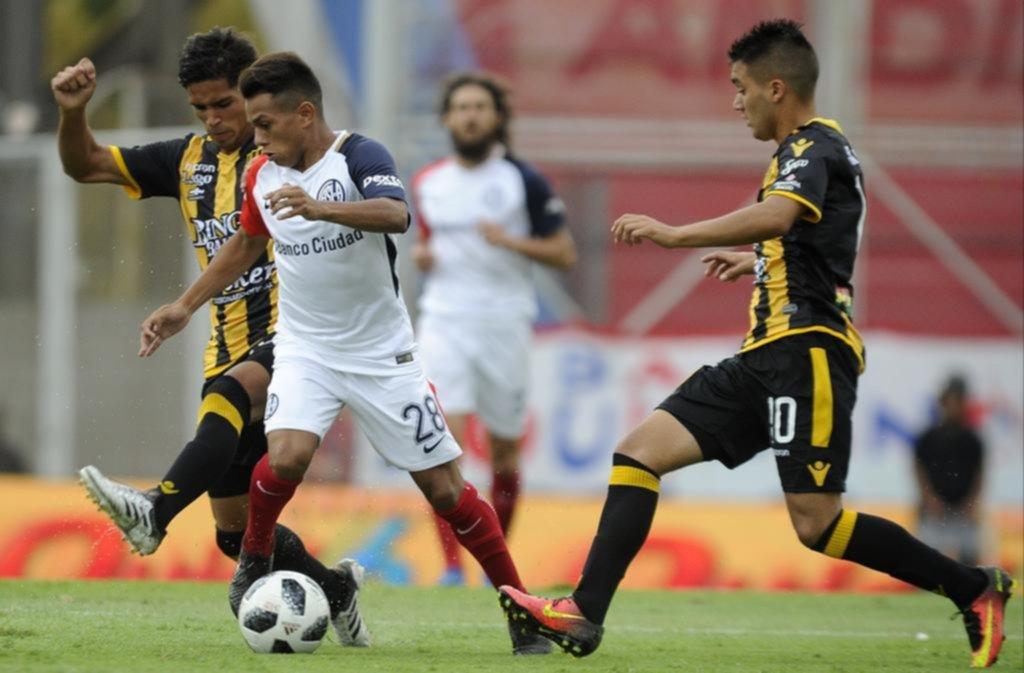 Partido en vivo: Patronato vs San Lorenzo, Superliga Argentina