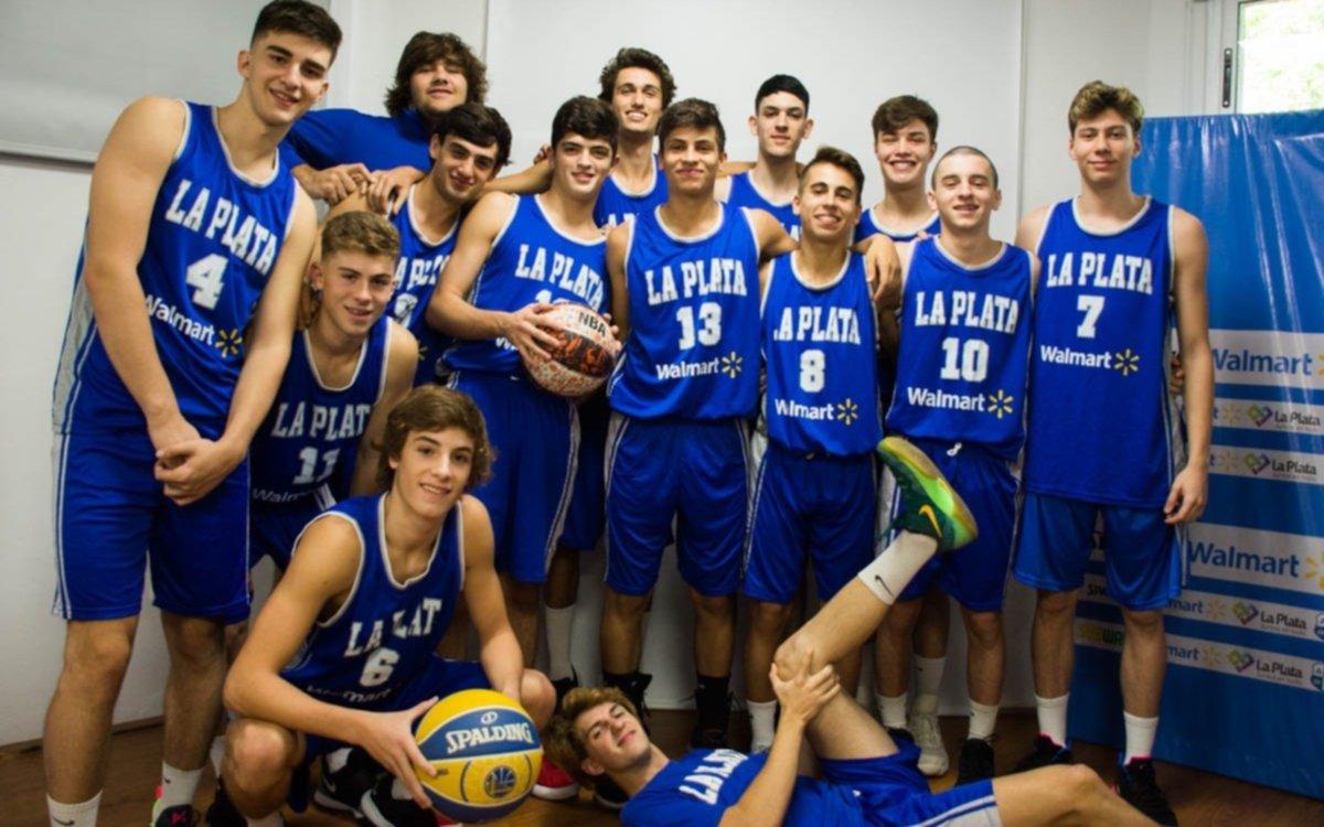 La Plata obtuvo el quinto puesto en el Provincial U17
