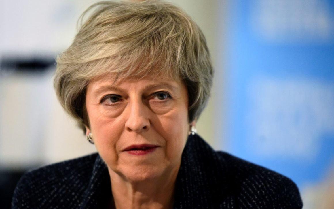May se reúne con Merkel y Macron por el acuerdo del Brexit