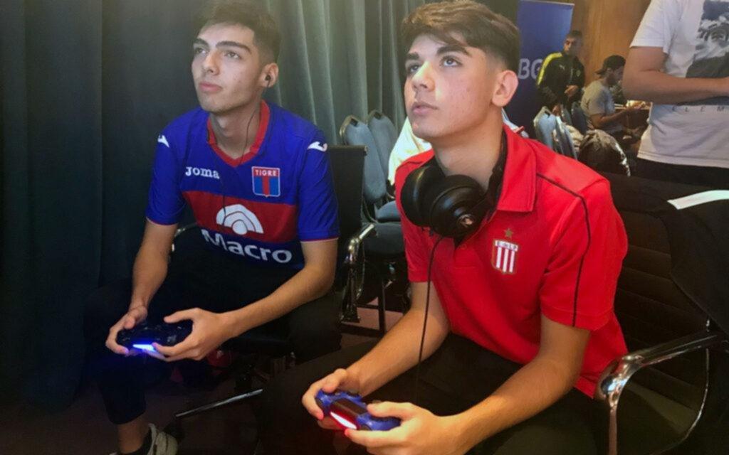 Estudiantes quedó a un paso del título en la Superliga Virtual