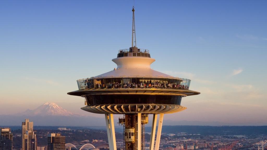 Pese a ser lluviosa, Seattle tiene muchas atracciones inesperadas