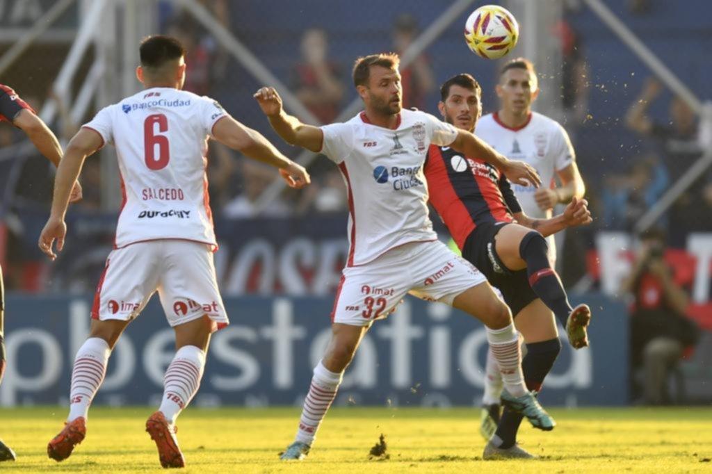 San Lorenzo y Huracán quedaron lejos del gol