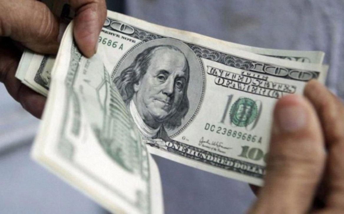 Congelaron el techo y el piso de la banda cambiaria — Dólar