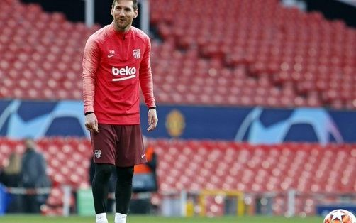 "Messi está ""perfecto"" y mañana será titular"