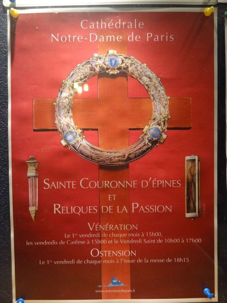 Las reliquias invaluables que guarda Notre Dame